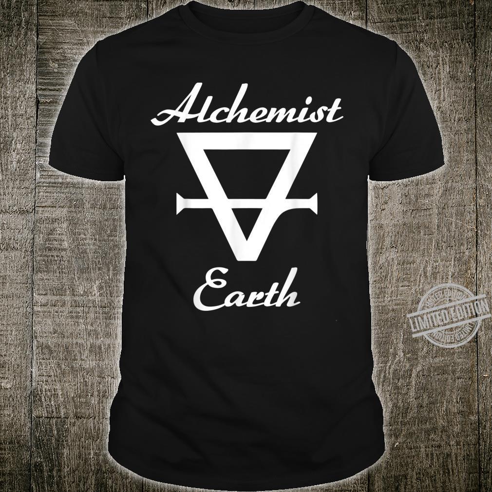 Alchemy alchemist symbol for earth Shirt