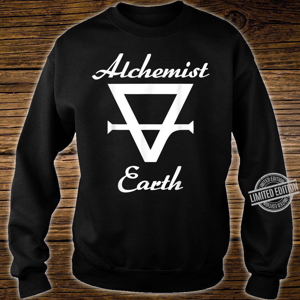 Alchemy alchemist symbol for earth Shirt sweater