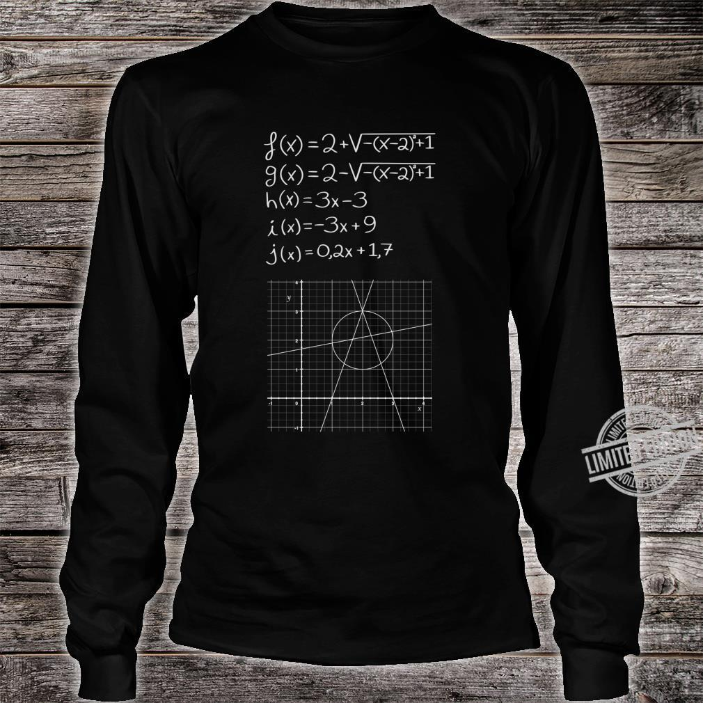 Anarchy Graph Formula Anarchist Anarcho Capitalist Anarchism Shirt long sleeved