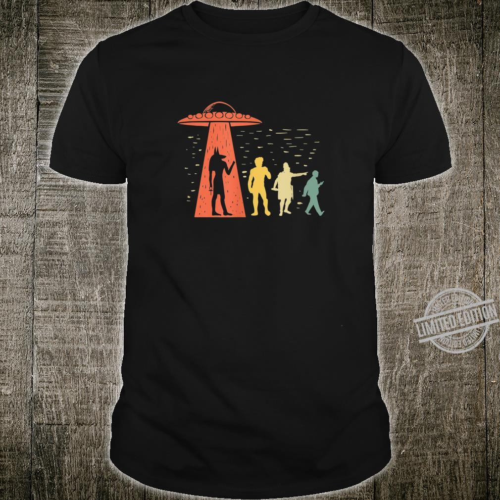 Ancient Astronaut Theorists Say Yes For Astronauts Shirt