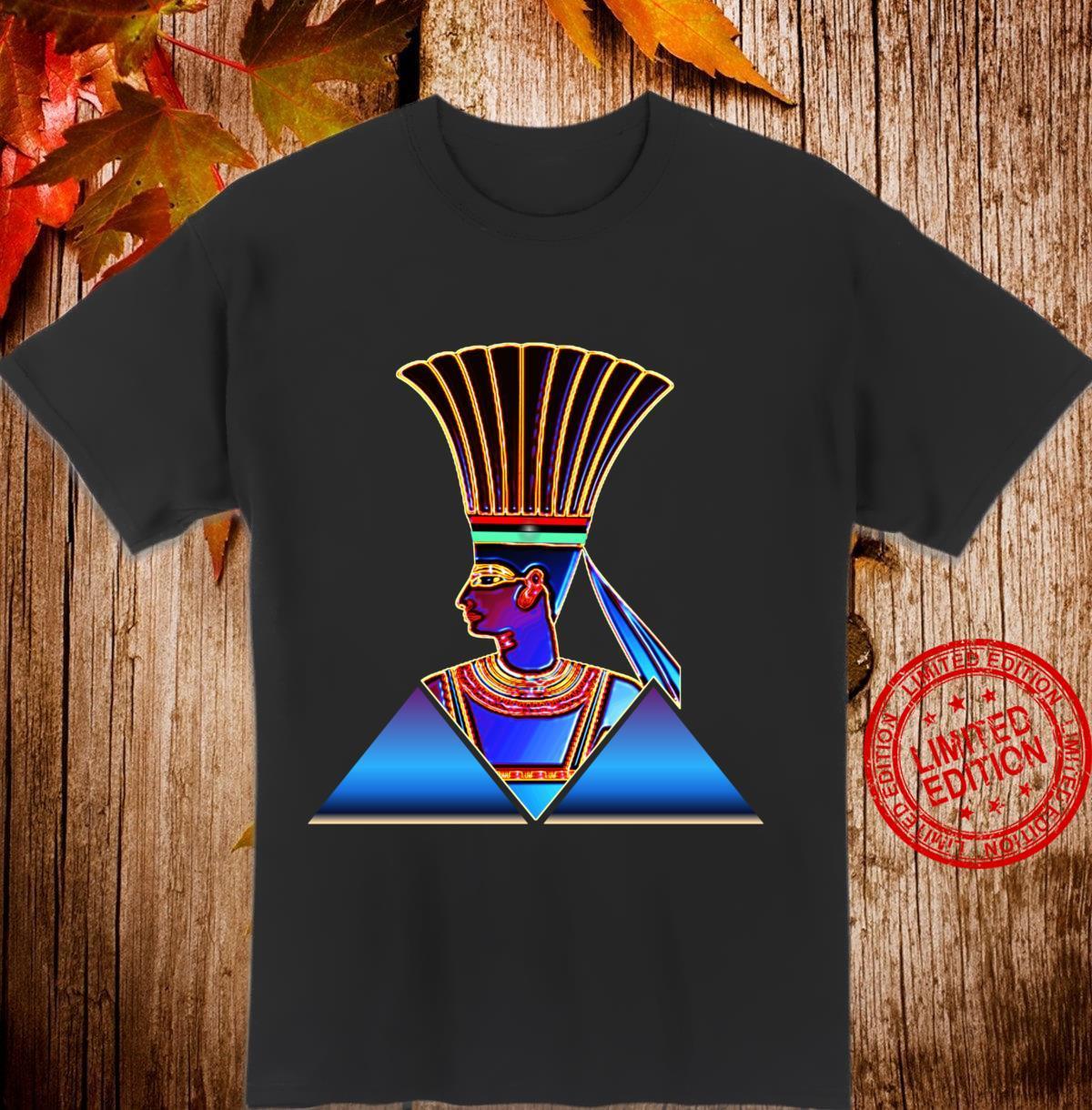 Anuket Altägyptische kemetische Göttin von Ägypten Kemet Langarmshirt Shirt