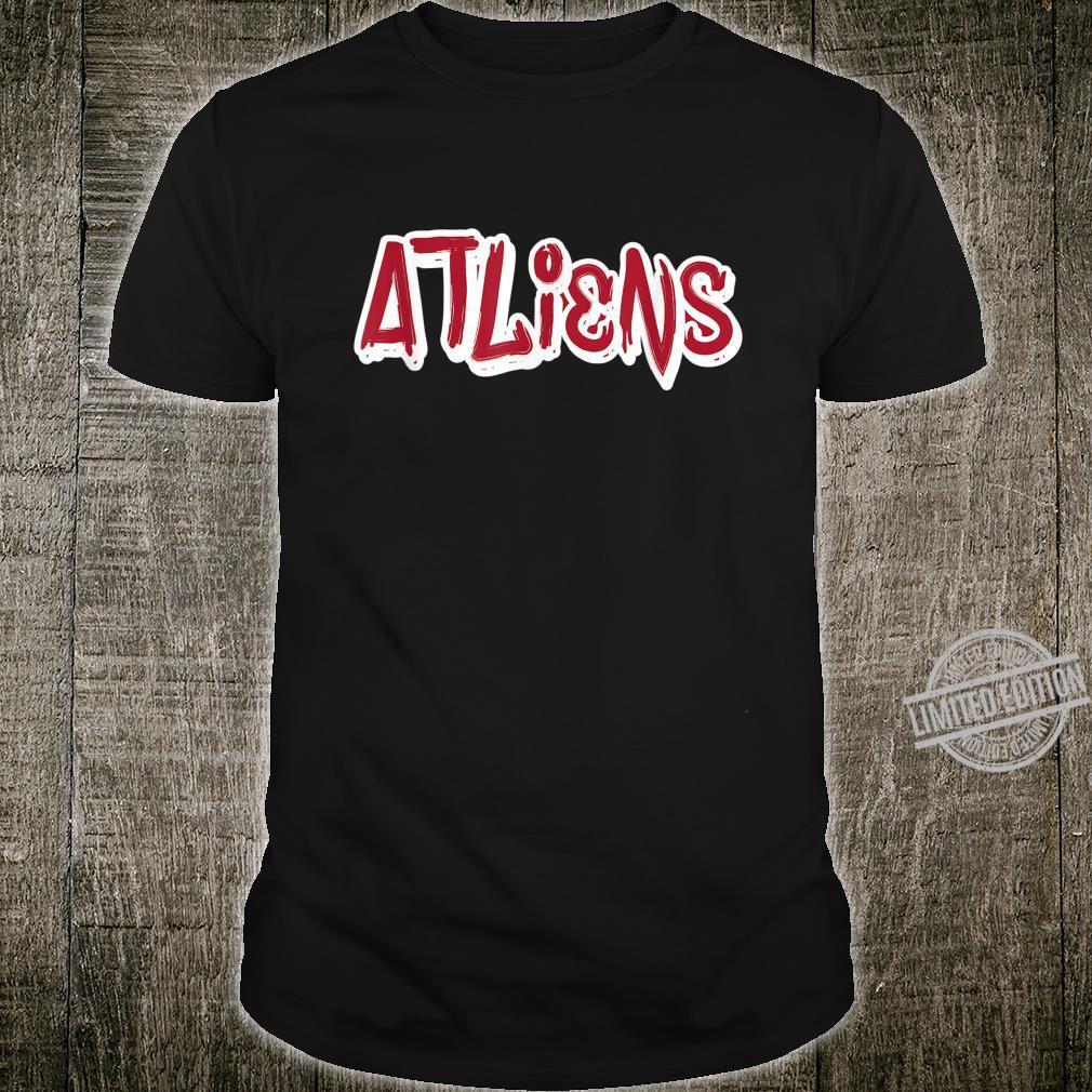 Atlanta ATLiens Shirt