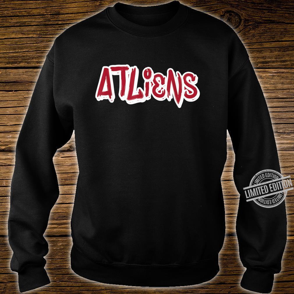 Atlanta ATLiens Shirt sweater