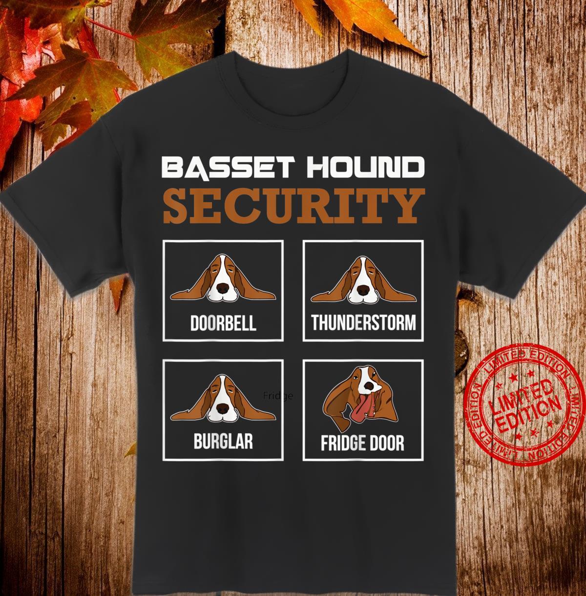 Bassett Hounds Basset Hound Basset Hound Shirt
