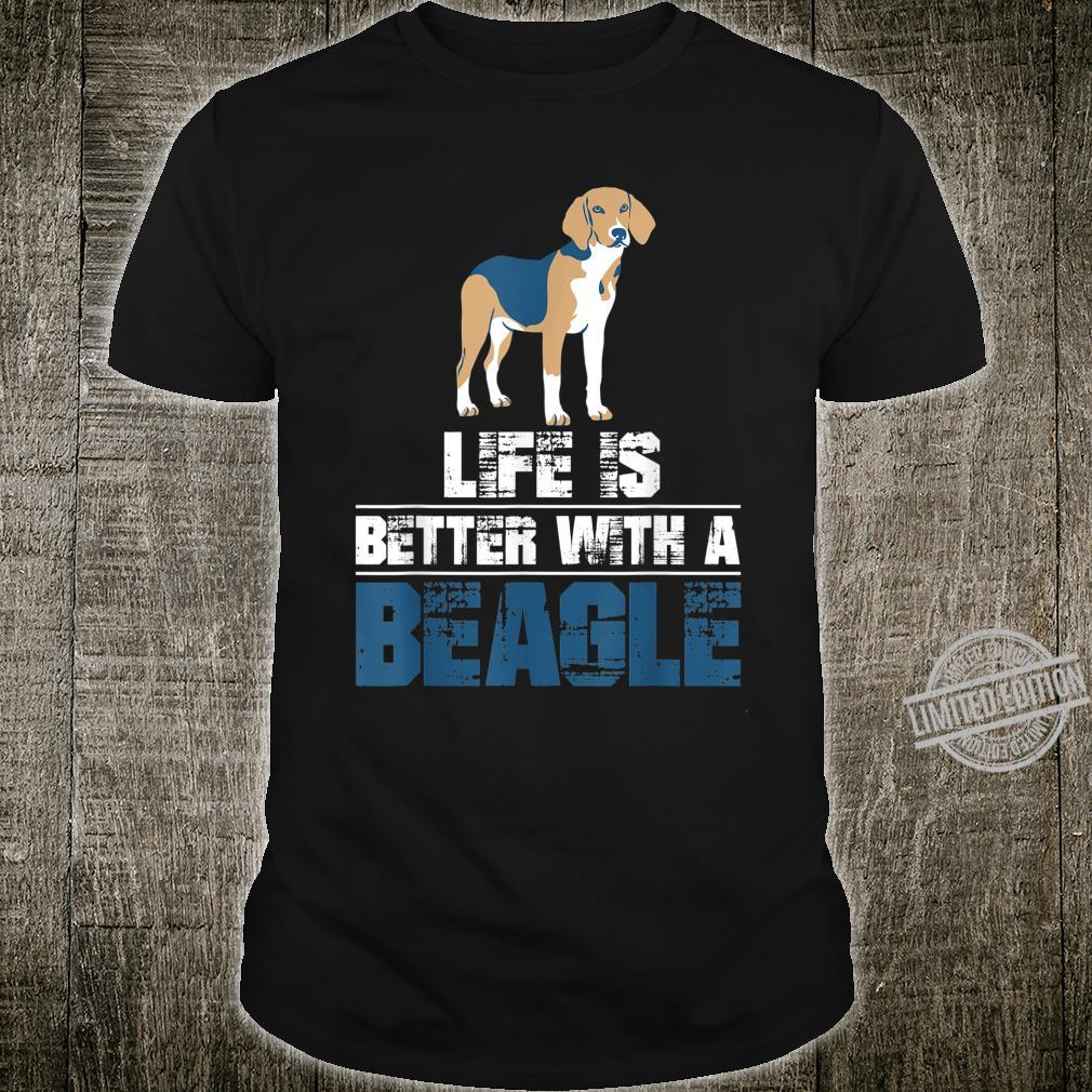 Beagle Beagles Züchter Hundefreund Hunderasse Geschenk Shirt