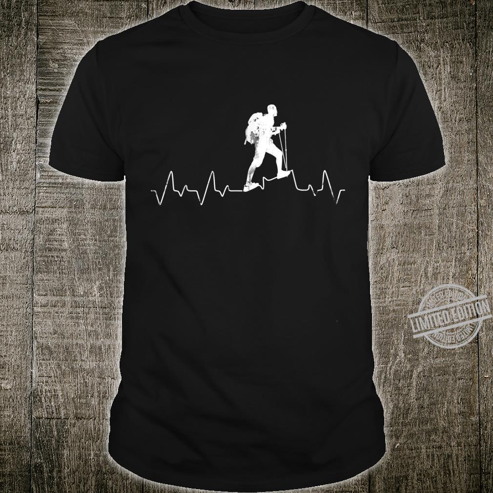 Berge Wald Alpen Wandern Shirt