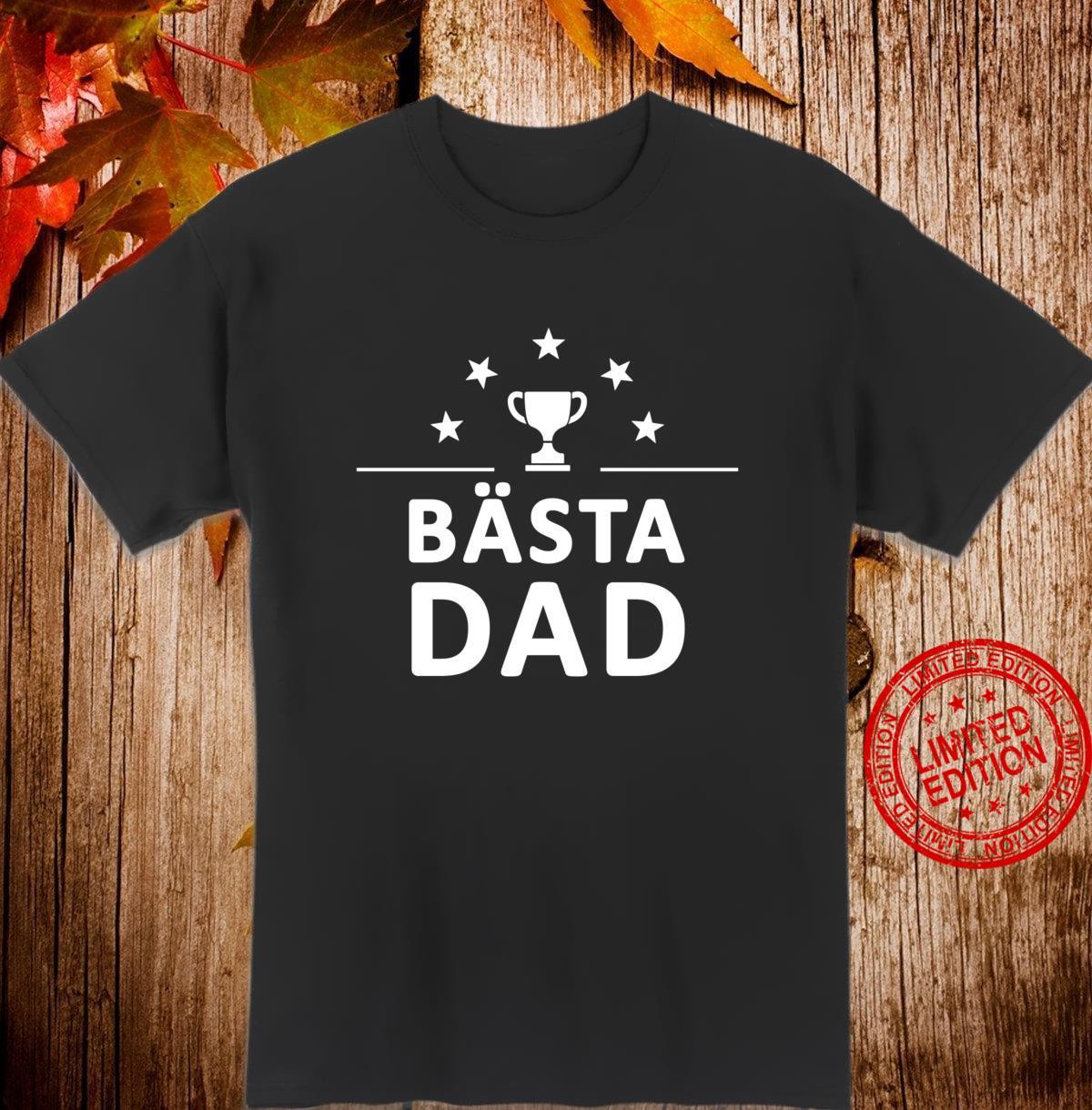 Bester schwedischer Vater Shirt
