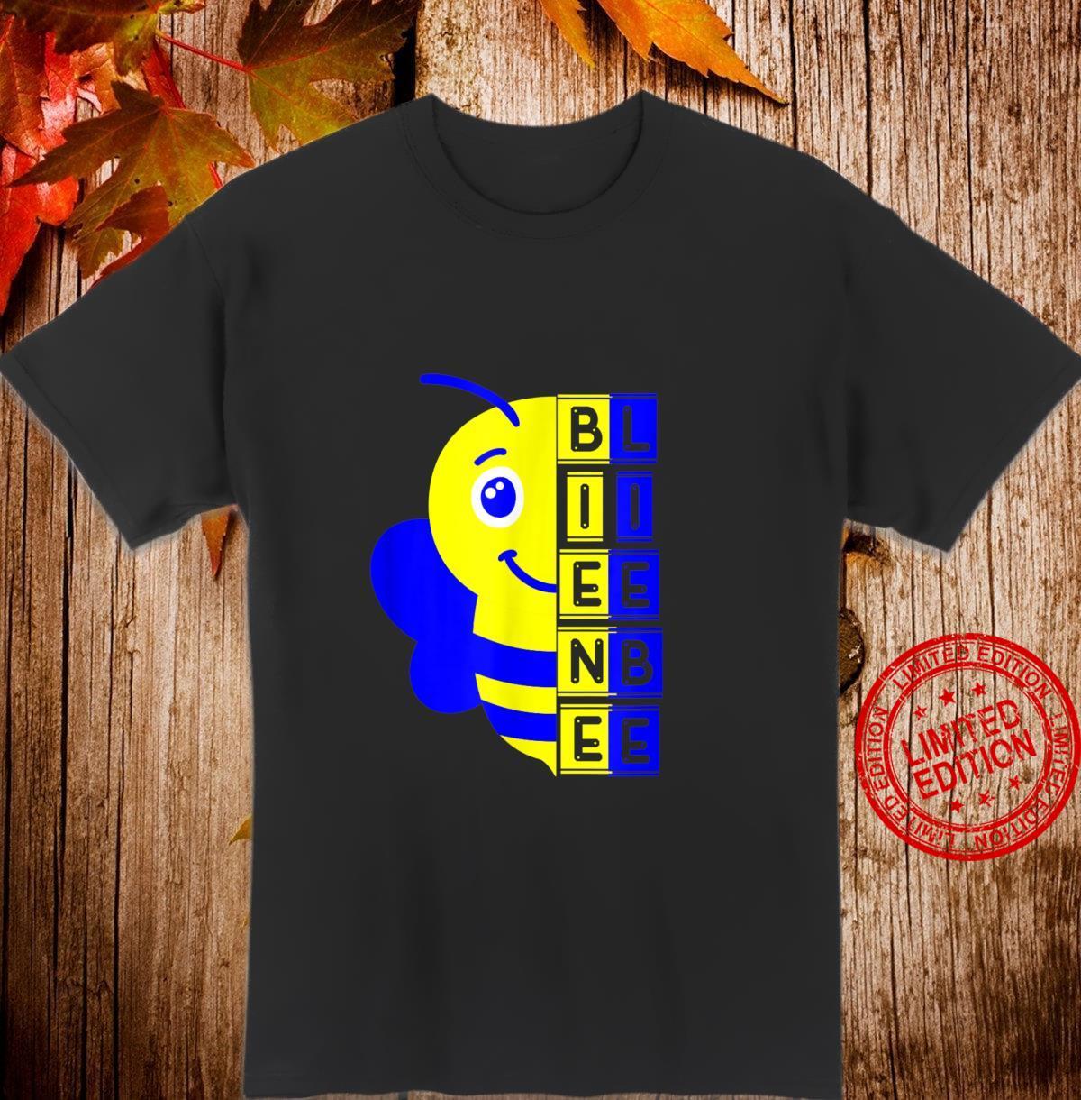 Biene Tier Honig Liebe Shirt
