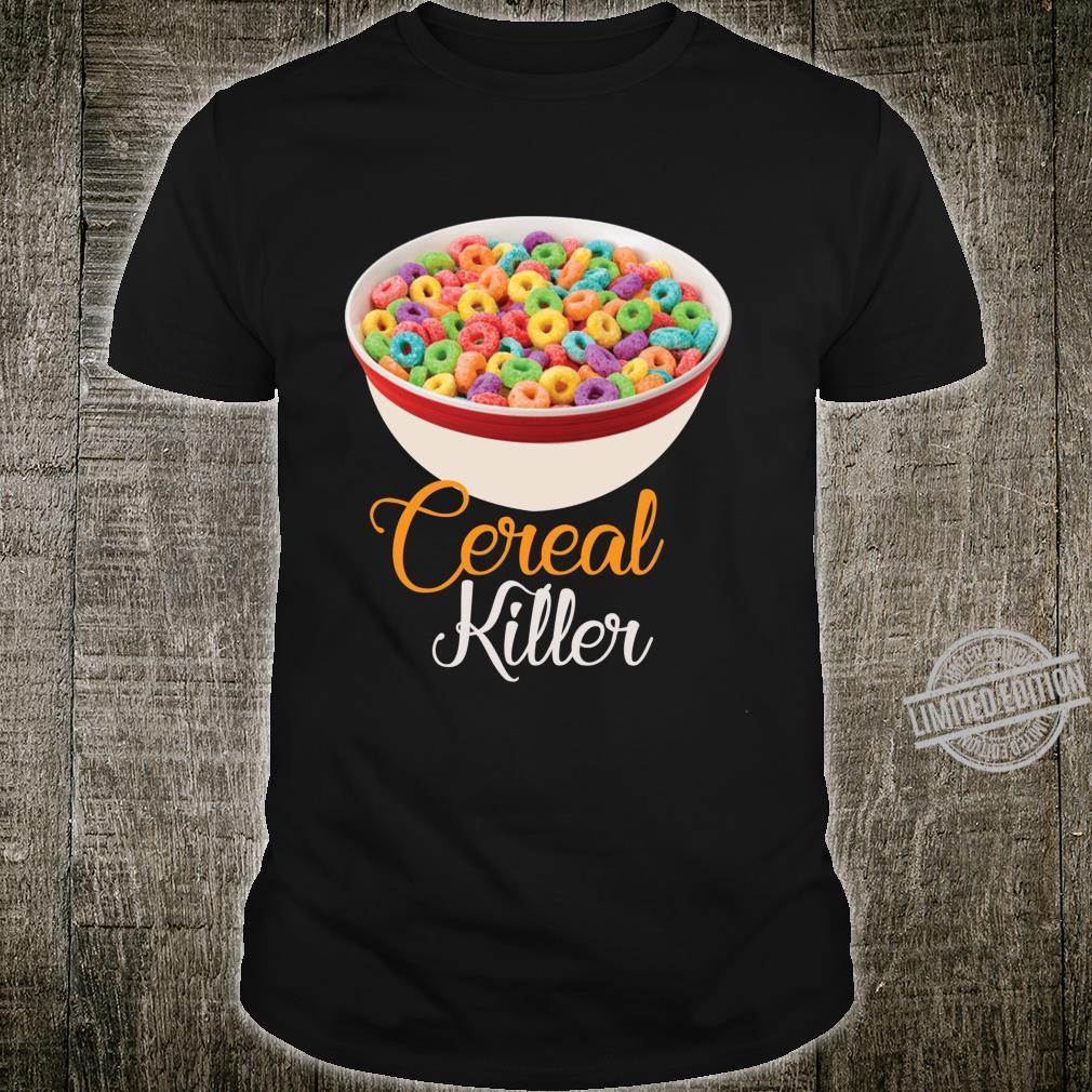 Cereal Killer Breakfast Shirt