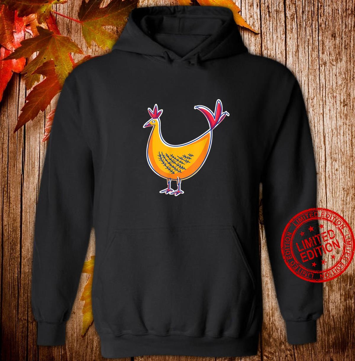 Chicken Farm Animal Chicken Shirt hoodie