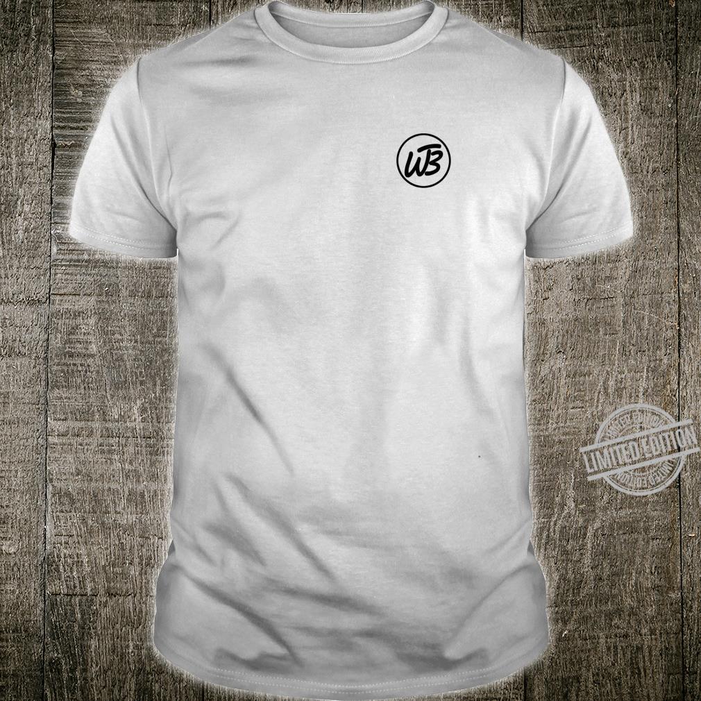Der TeamHoodie des Wurfteam Berlin mit SkylineRückseite Shirt