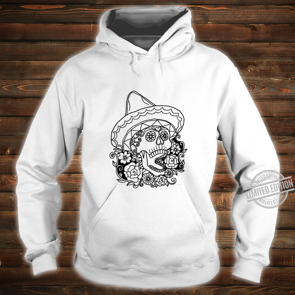 Dia de Muertos Day of the dead Shirt hoodie