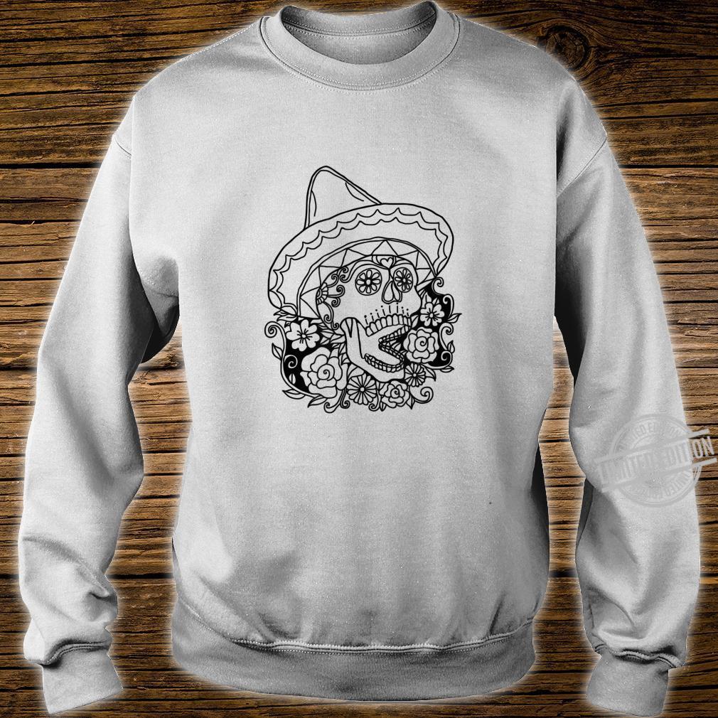 Dia de Muertos Day of the dead Shirt sweater