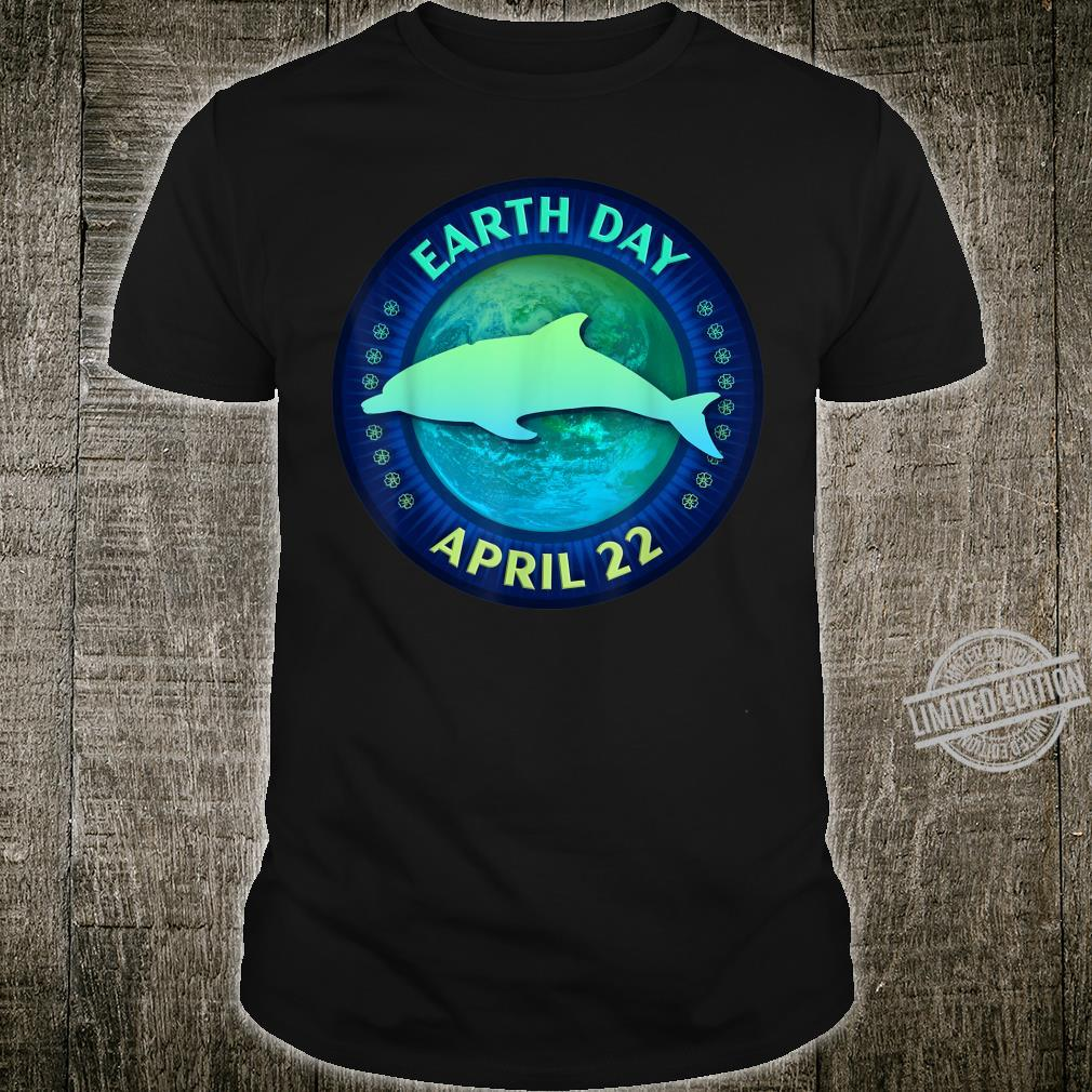 Dolphins Earth Day 50th Anniversary Shirt