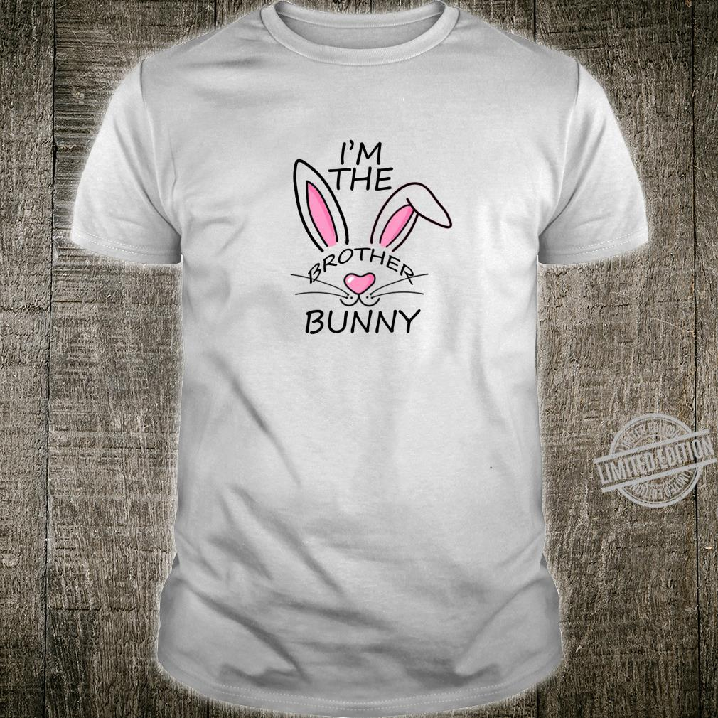 Easter Rabbit Brother Bunny Father Matching Family Shirt