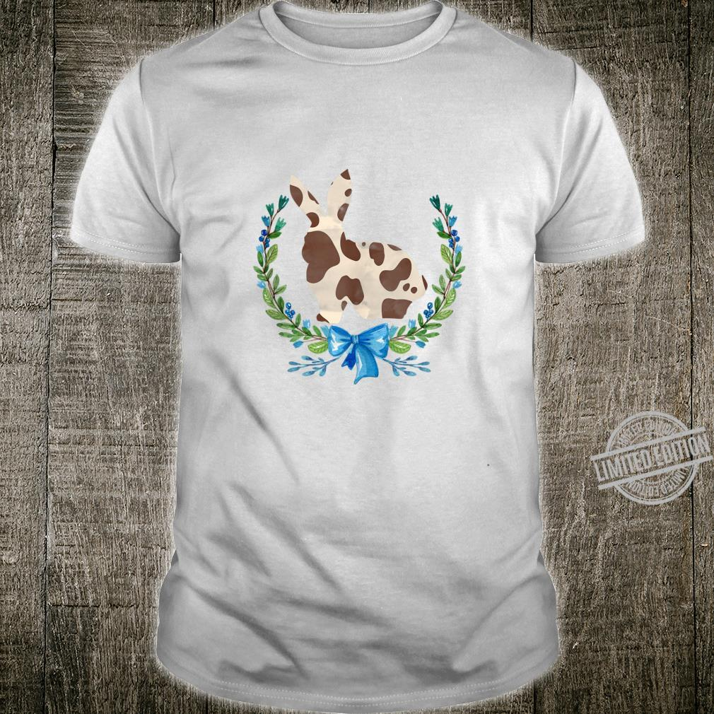 Easter Sunday Bunny Fur Girls Catholic or Christian Shirt