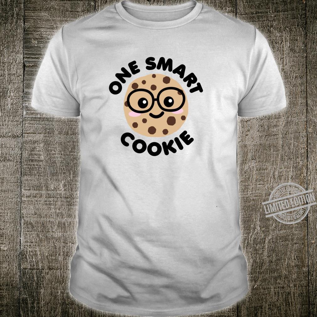 Ein Schlauer Keks Niedlich Plätzchen Shirt