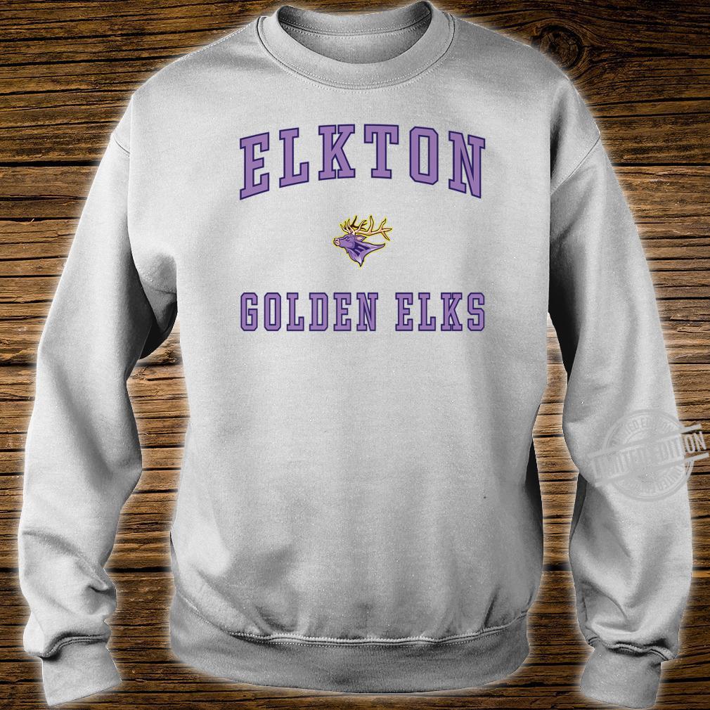 Elkton High School Golden Elks Shirt sweater