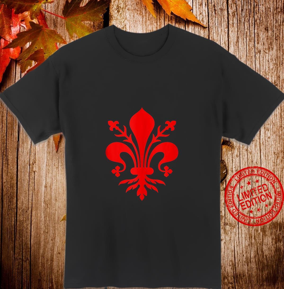 Florence Italys Firenze Italia Souvenir Proud Italian Shirt