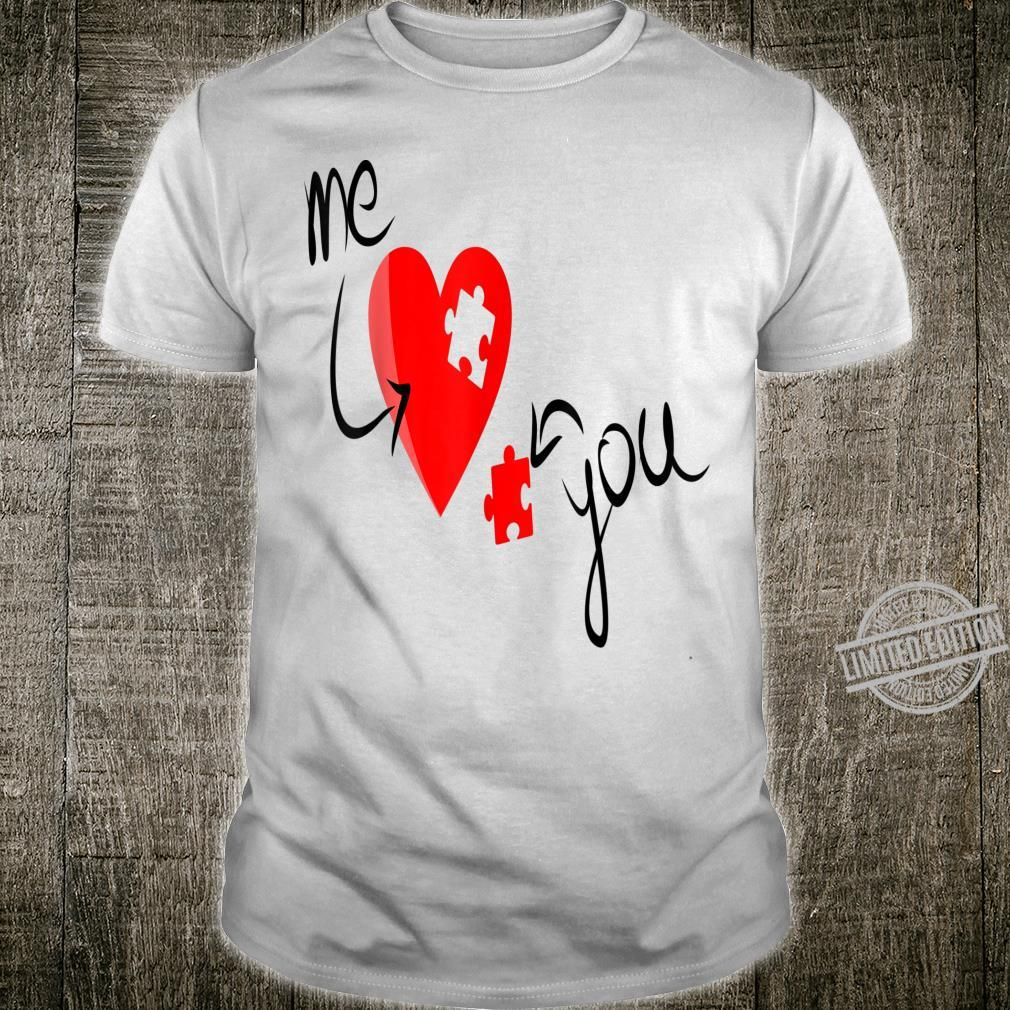 For boyfriend or girlfriend I love you Shirt