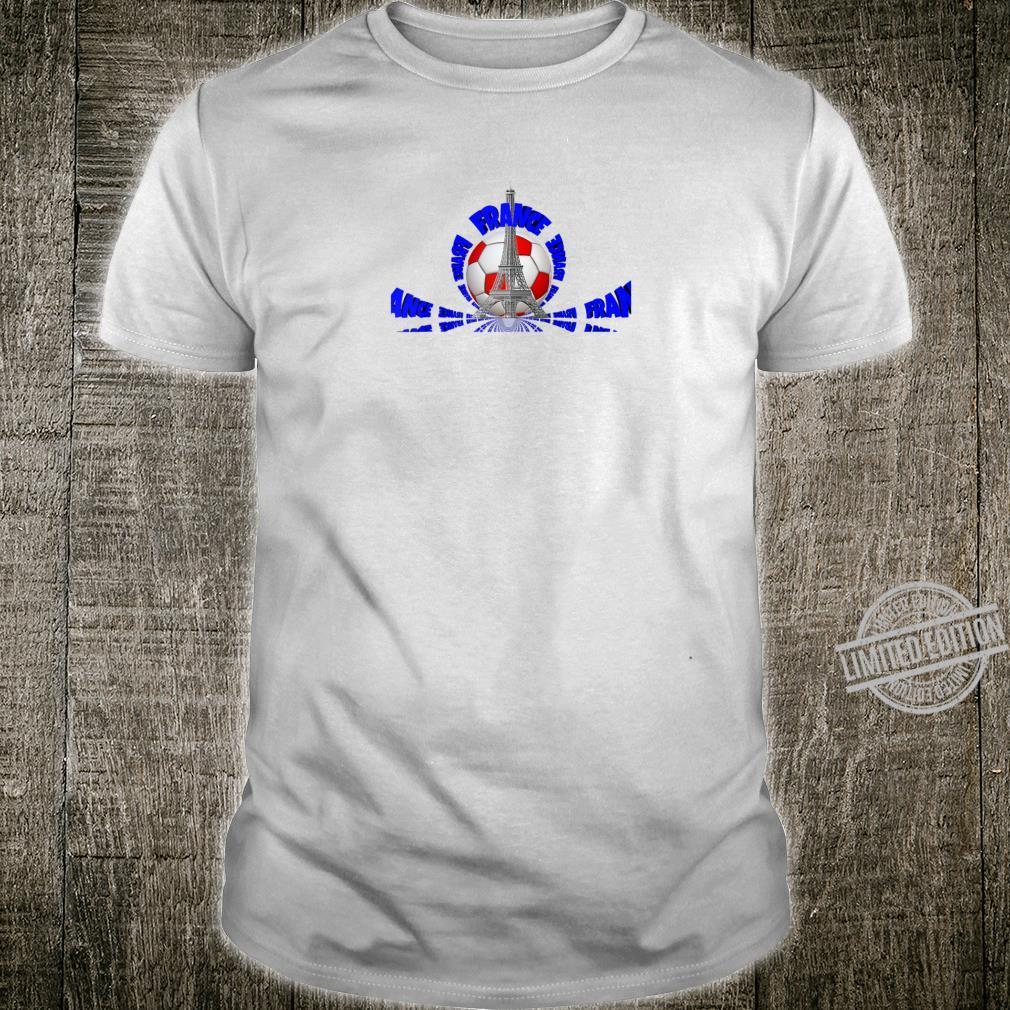 France Football Soccer Shirt