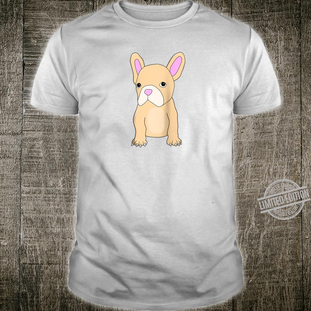 French Bulldog Puppy Owner Cute English Shirt
