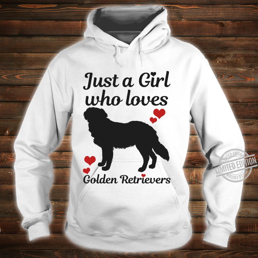 Golden Retriever Hund Spruch Lustig Geschenk Langarmshirt Shirt hoodie
