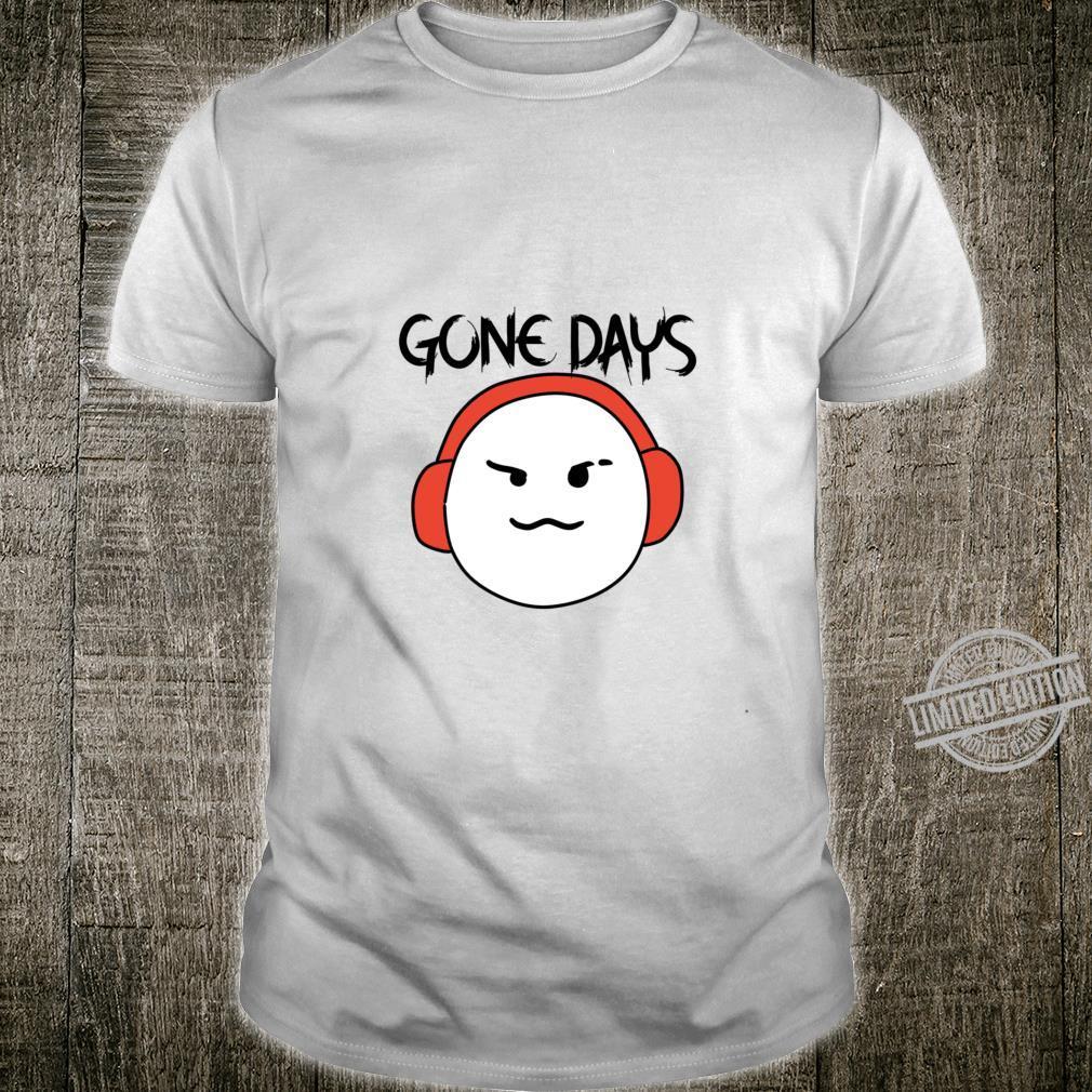 Gone Days Bang Chan Stray Shirt