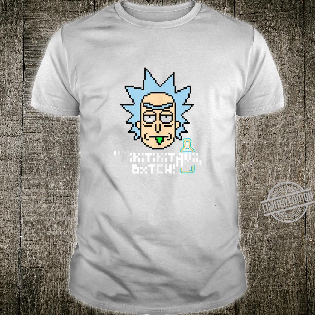Hilarious sarcastic pixel art design saying Shirt