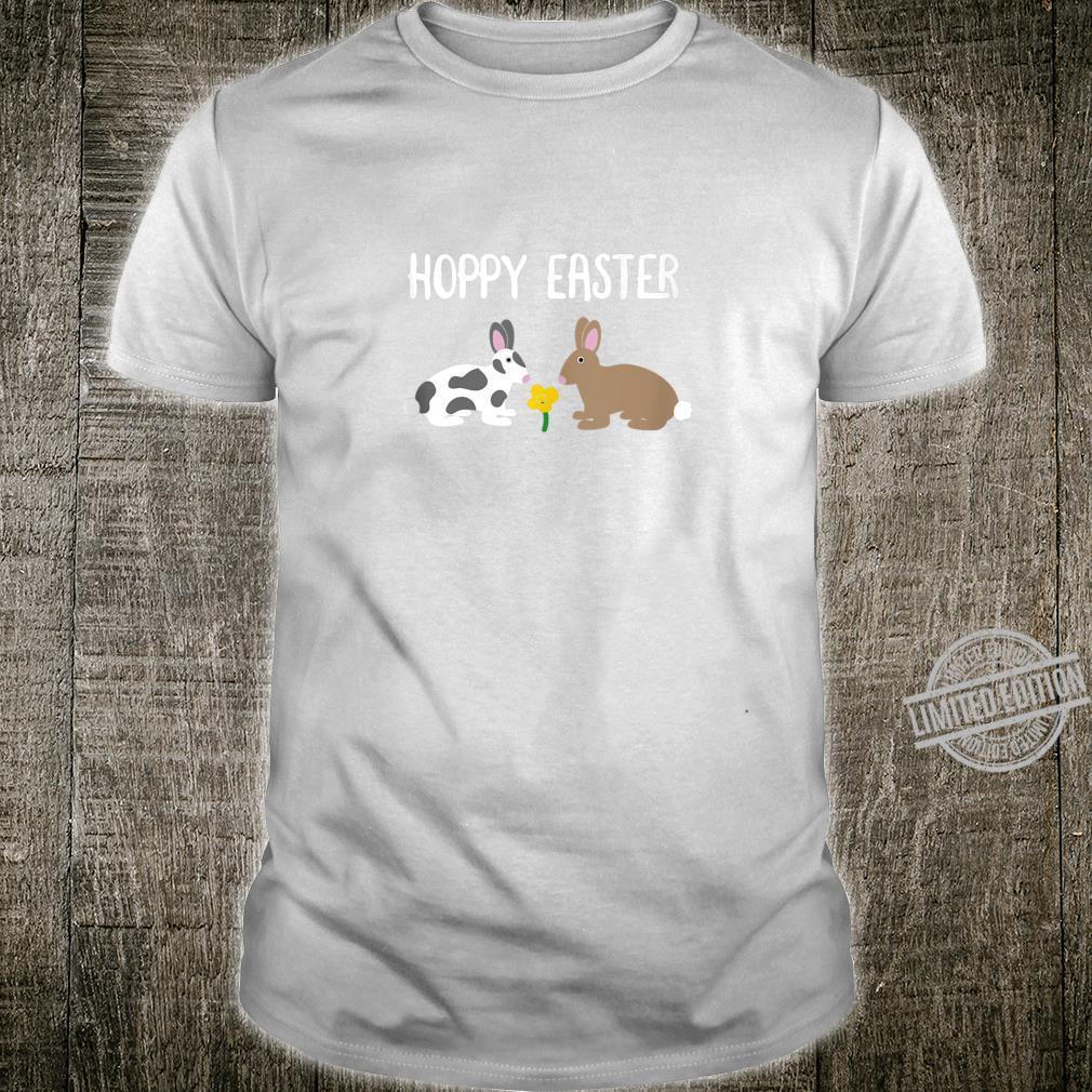 Hoppy Easter Cute Bunnies Rabbits Shirt
