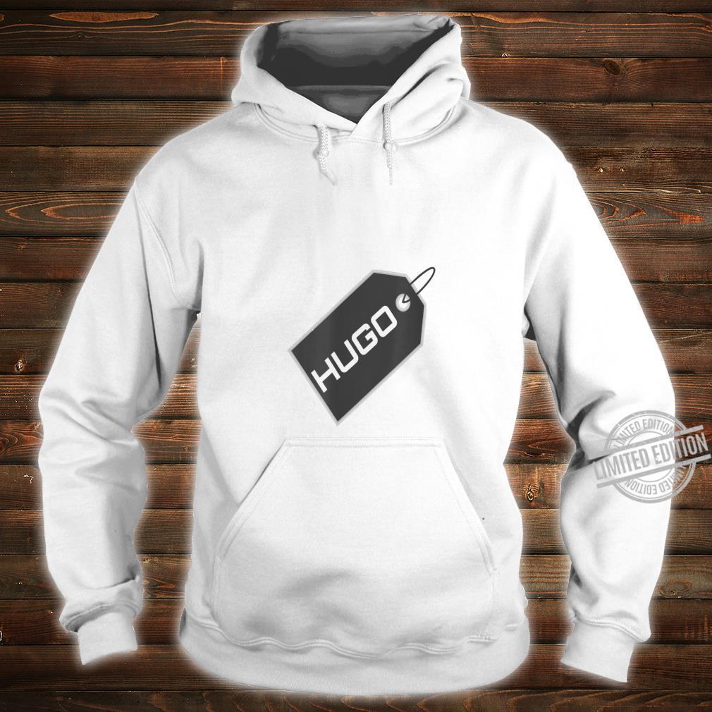 Hugo logo Shirt hoodie