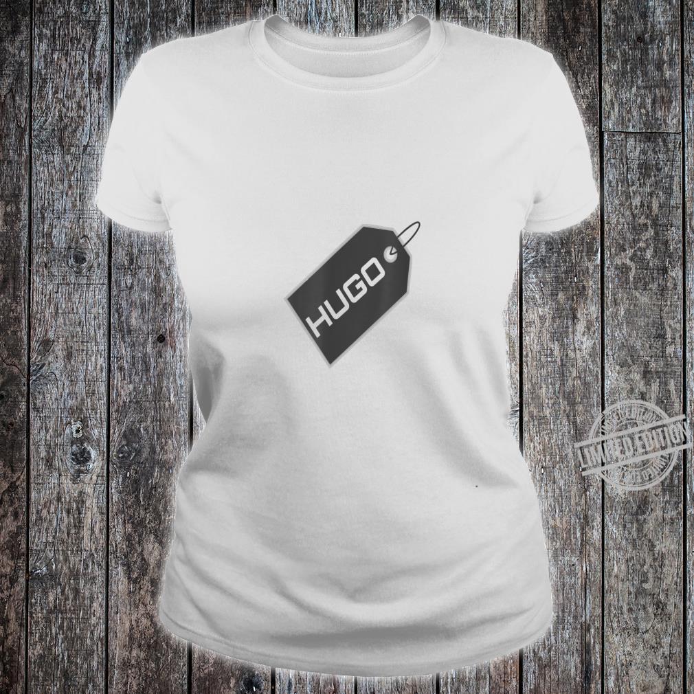Hugo logo Shirt ladies tee