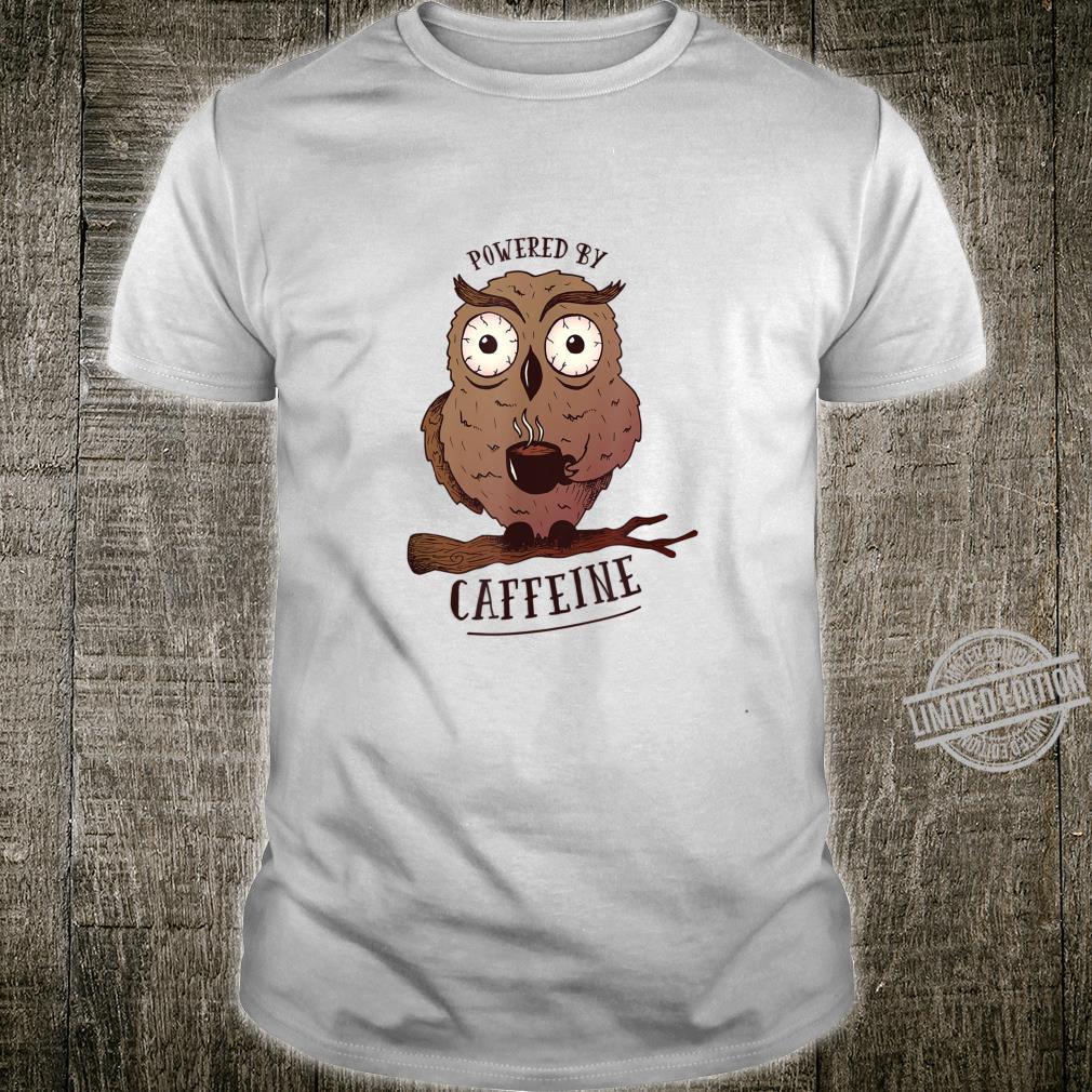 I love my coffee Shirt