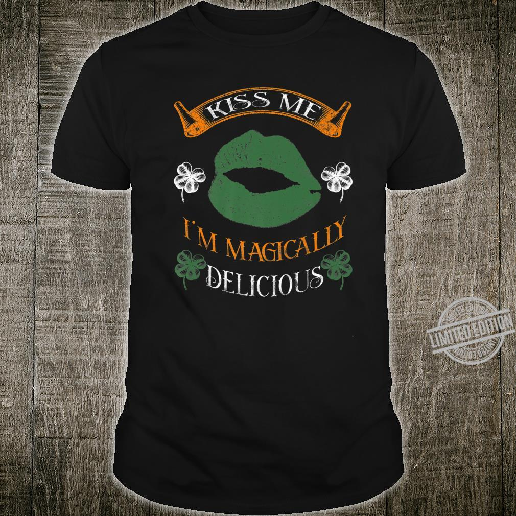 I'm Magically Delicious Shamrock St.Patrick's Day Party Shirt