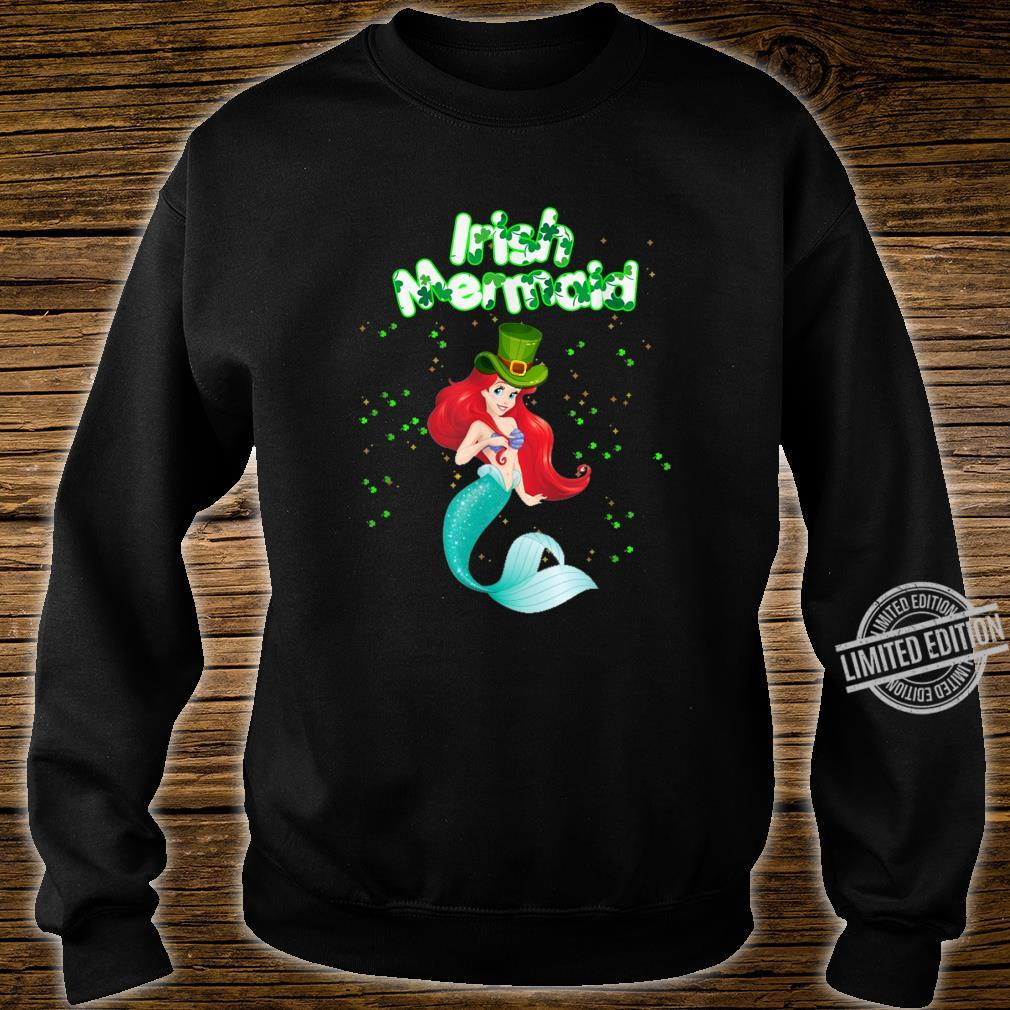 Irish Mermaid St Shirt sweater