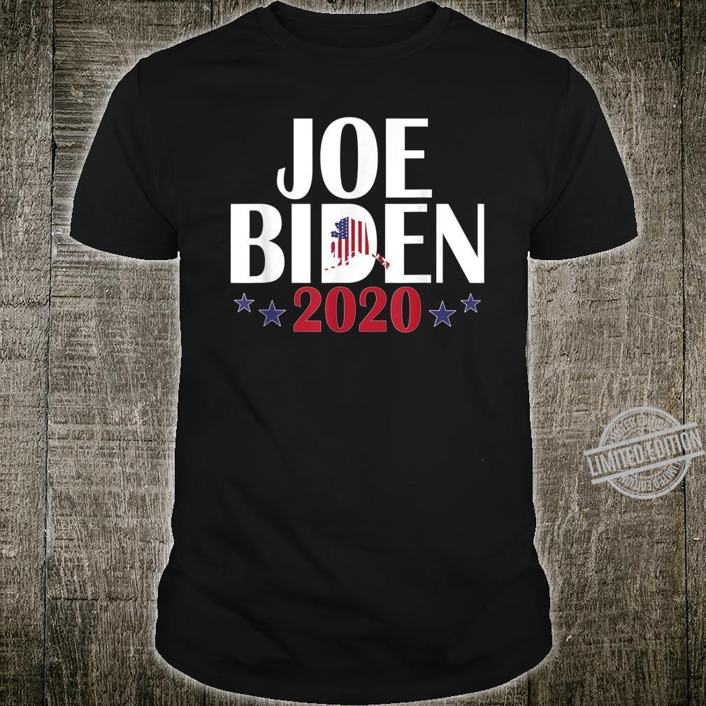 Joe Biden 2020 Biden for President 2020 Alaska for Biden Shirt