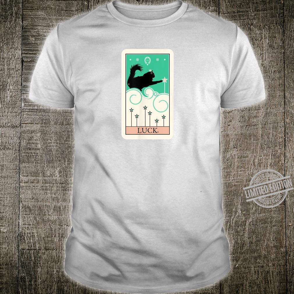 Luck By Cat Graff Shirt