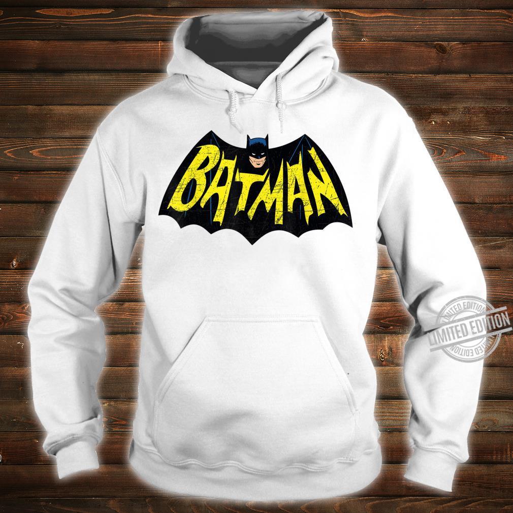 Mens DC Batman + Logo 66 Shirt hoodie