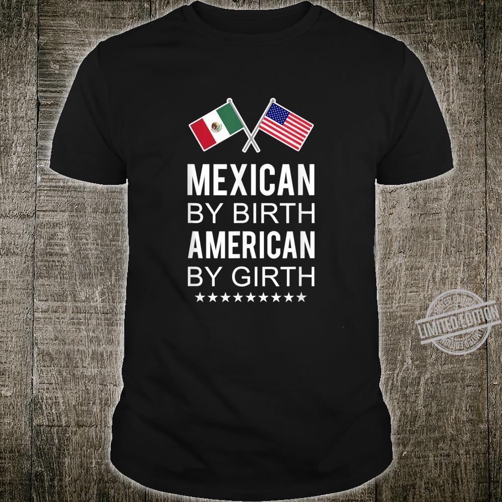 Mexican American Pride Shirt