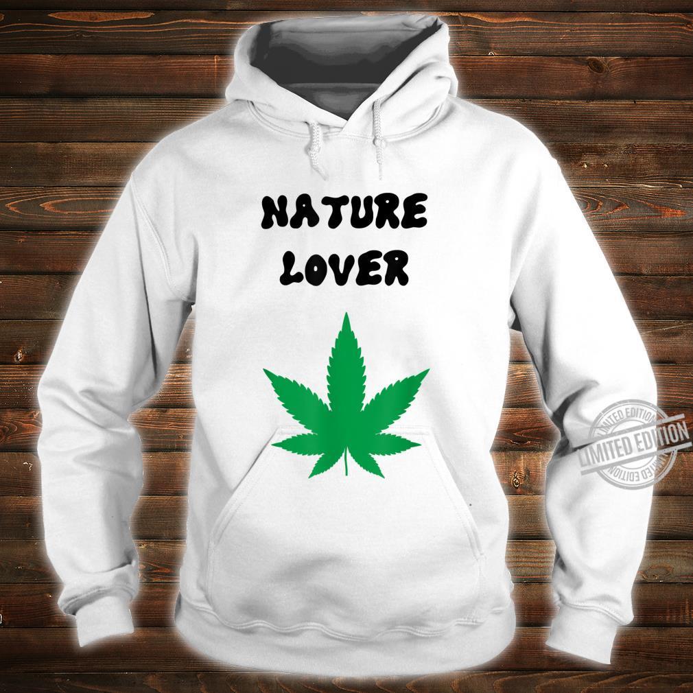 Naturliebhaber grün Shirt hoodie