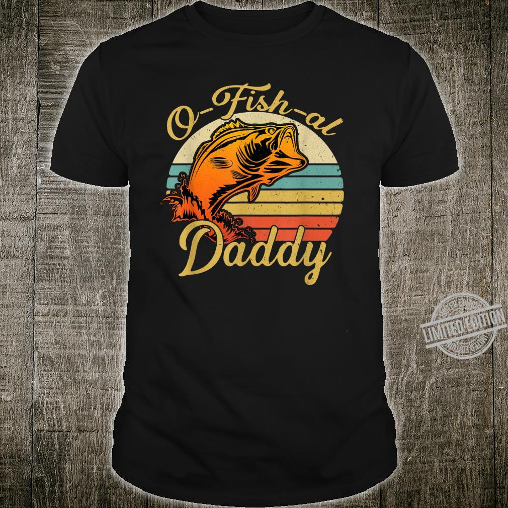 O fish al Daddy New Dad Baby Pregnancy Announcement Shirt