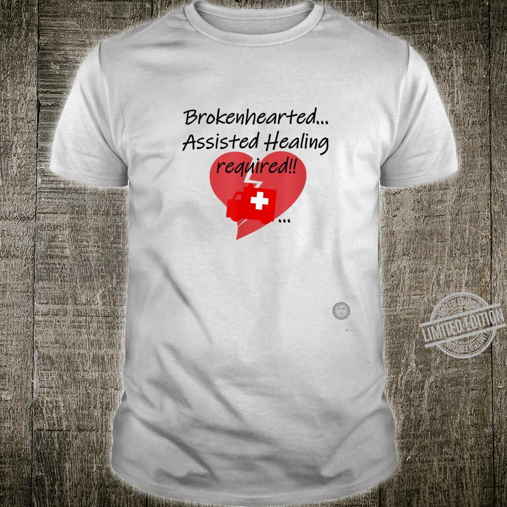 One Ole Manners and Love Happy Valentine's Day Heart Hurts Shirt