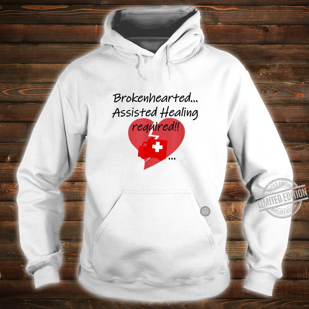 One Ole Manners and Love Happy Valentine's Day Heart Hurts Shirt hoodie