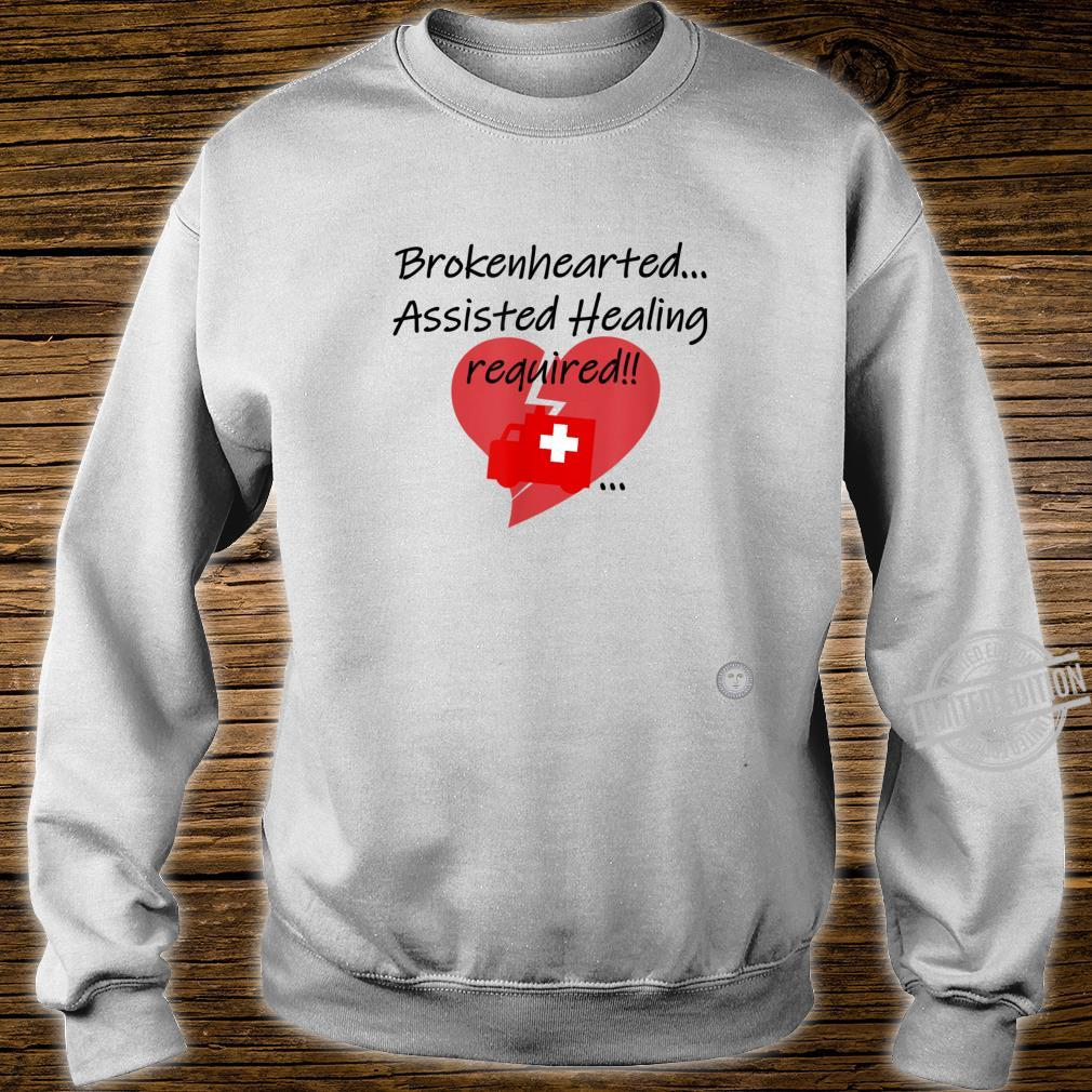 One Ole Manners and Love Happy Valentine's Day Heart Hurts Shirt sweater