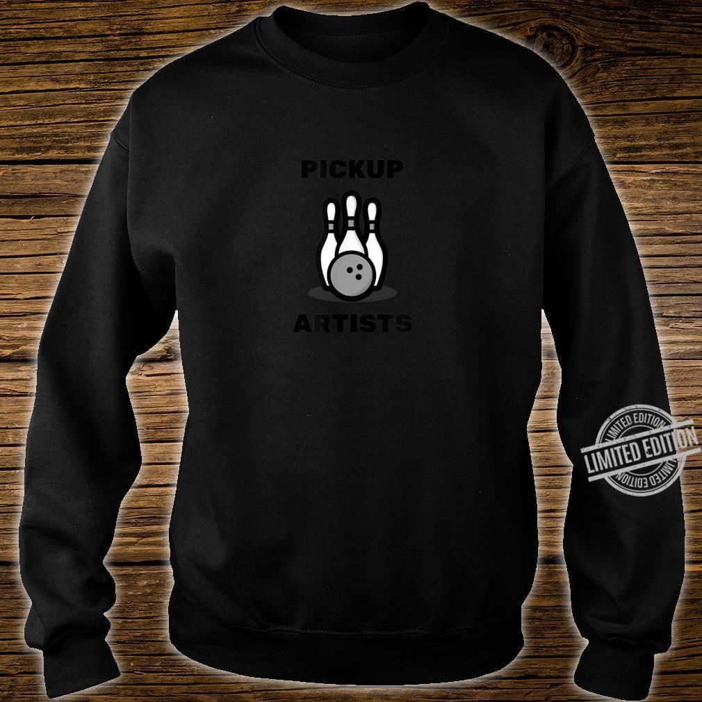 Pickup Artists Bowling League Shirt sweater