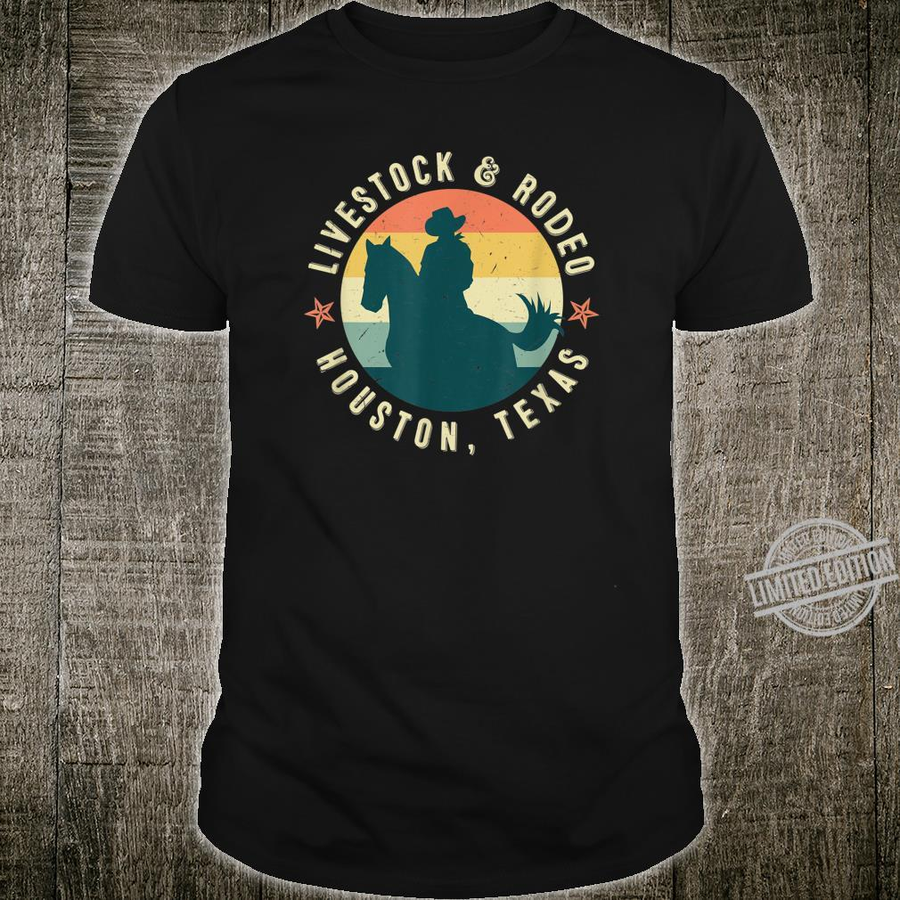 Retro Livestock & Rodeo Shirt