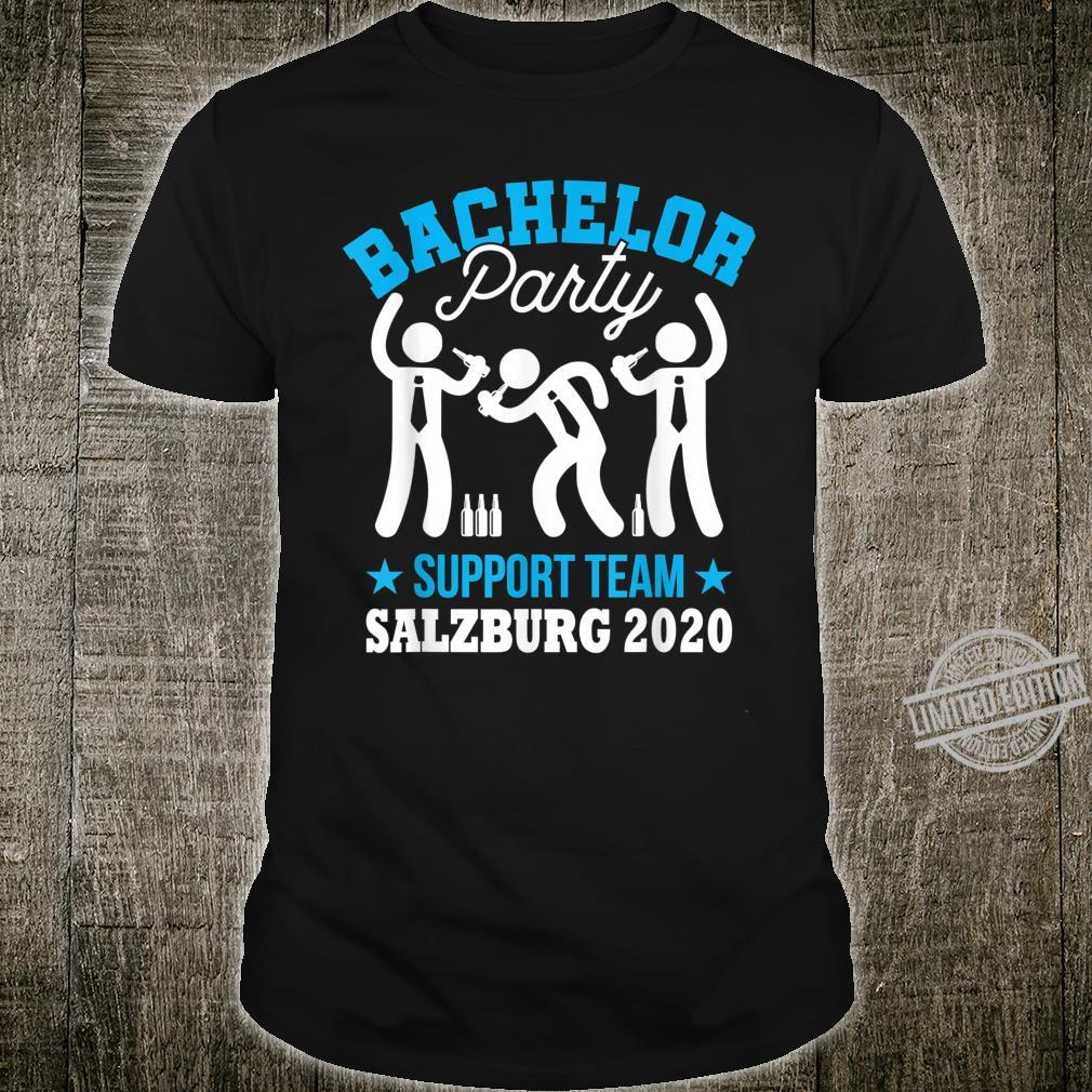 Salzburg 2020 Bachelor Party Junggesellenabschied Männer Shirt