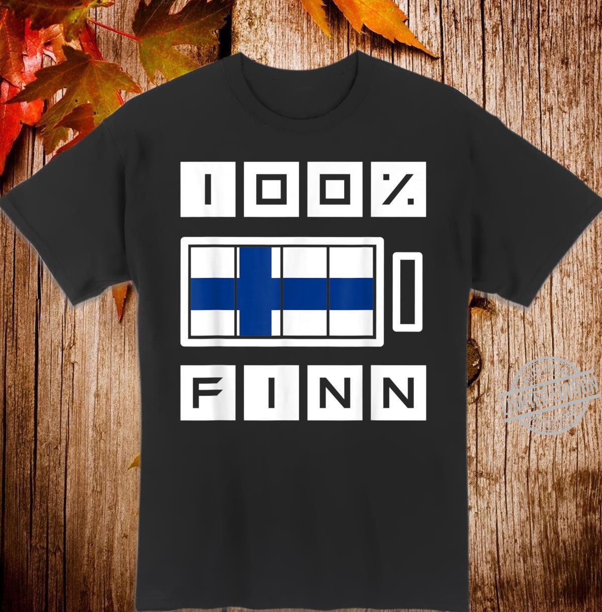Scandinavia Finland Shirt