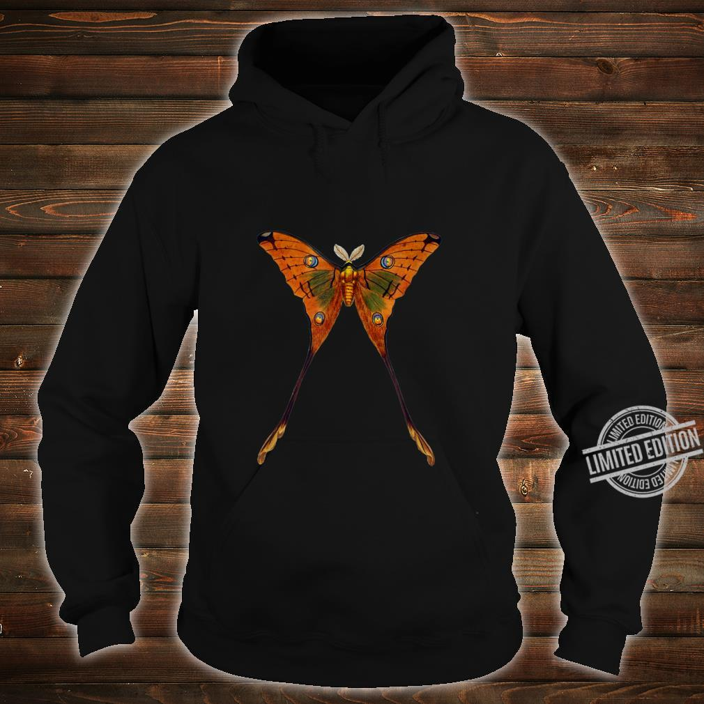 Schmetterling Illustration Insekten Entomologie Shirt hoodie