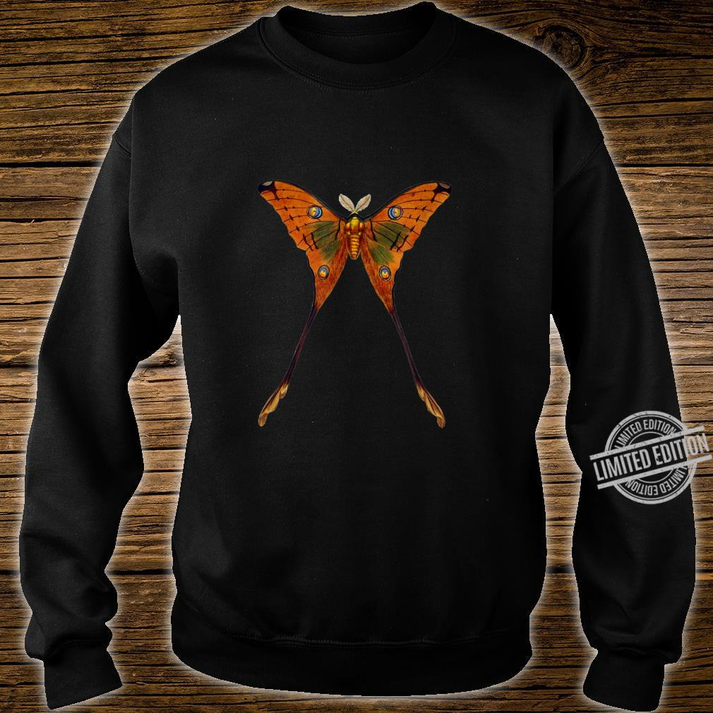 Schmetterling Illustration Insekten Entomologie Shirt sweater